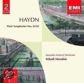 Haydn: Paris Symphonies no 82-87 / Yehudi Menuhin