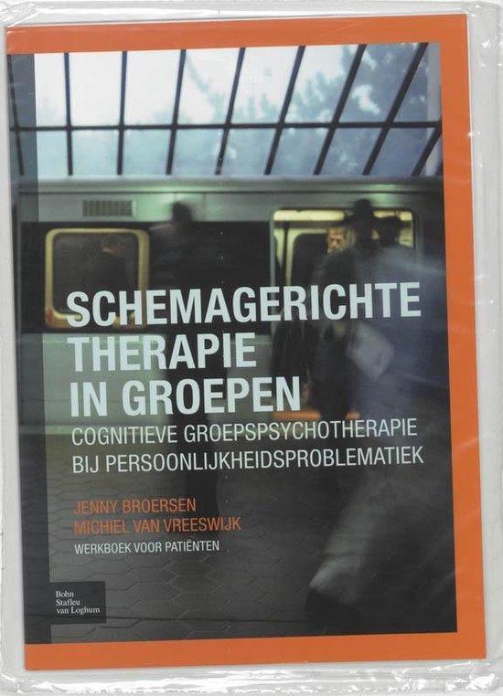 Schemagerichte therapie in groepen - Jenny Broersen | Fthsonline.com