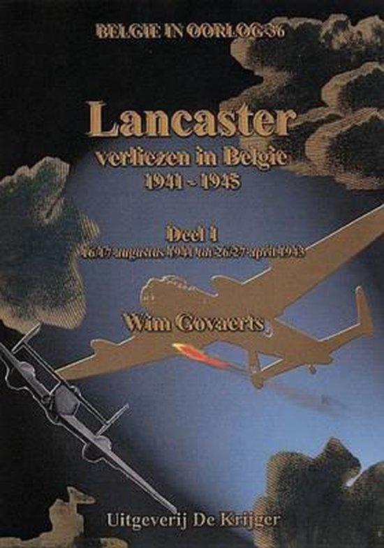 Lancaster verliezen 1 - Wim Govaerts |