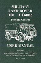 Land Rover Military 101 1 Tonne Handbook