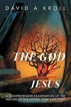 Boek cover The God of Jesus van David A Kroll