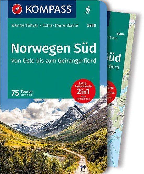 Norwegen Süd, Von Oslo bis zum Geirangerfjord - Kompass pdf epub
