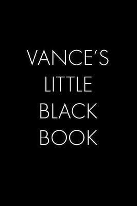 Vance's Little Black Book