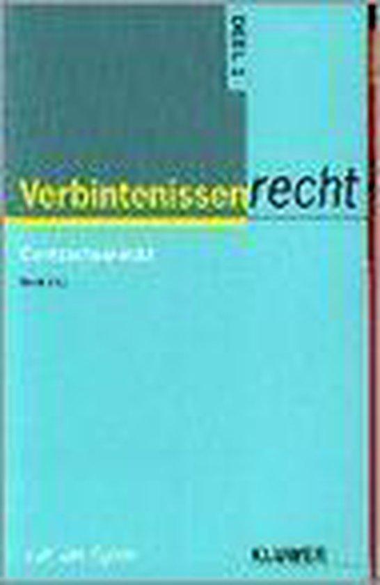 1 Contractenrecht Verbintenissenrecht - J.M. van Dunne |