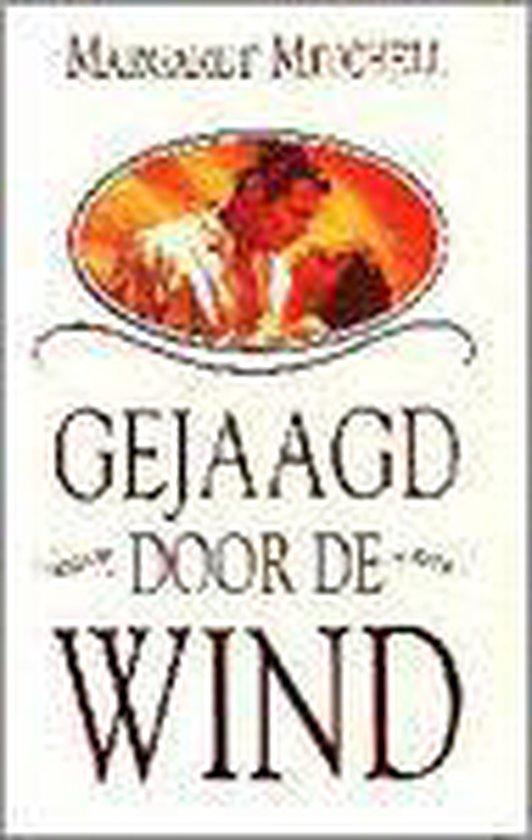 Gejaagd door de wind - Margaret Mitchell |