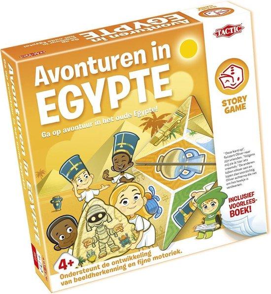 Thumbnail van een extra afbeelding van het spel Story Game Avonturen in Egypte