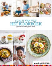 Boek cover Schijf van vijf het kookboek van Stichting Voedingscentrum Nederl