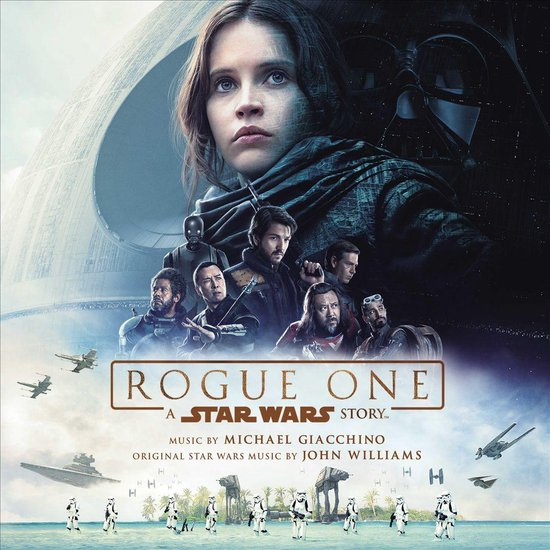 Giacchino Michael - Rogue One: A Star Wars Story(Ost)