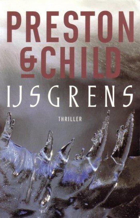 IJsgrens - Douglas Preston  