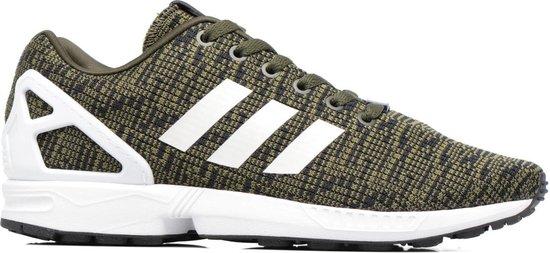 bol.com   Adidas Sneakers Zx Flux Heren Zwart/groen Maat 43 1/3
