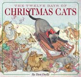 The Twelve Days of Christmas Cats (Hardcover)