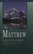 Boek cover Matthew: People in the Kingdom van Larry Sibley