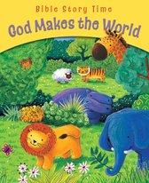 Omslag God Makes the World
