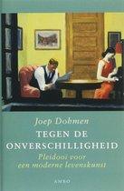 Boek cover Tegen de onverschilligheid van Joep Dohmen
