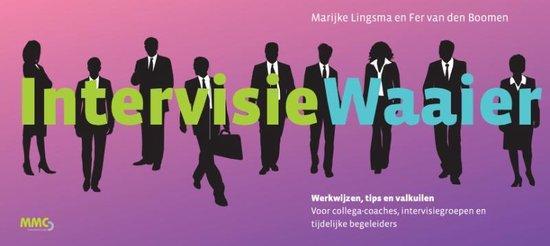 Cover van het boek 'Intervisie Waaier'
