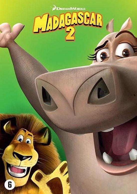 Cover van de film 'Madagascar 2'