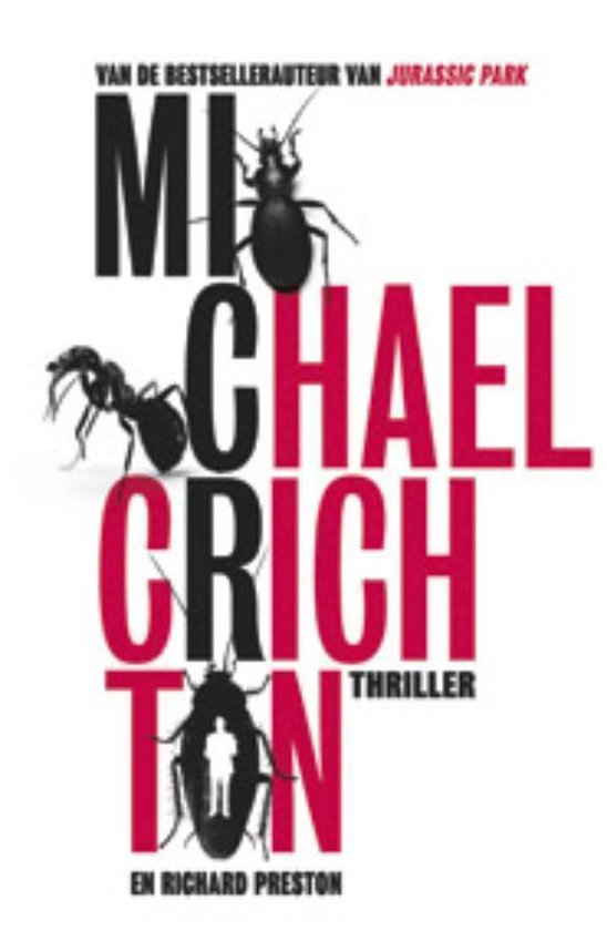 Micro - Michael Crichton |