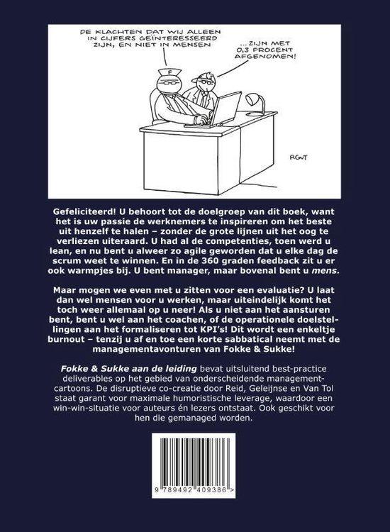Fokke & Sukke  -   Fokke & Sukke aan de leiding - John Reid