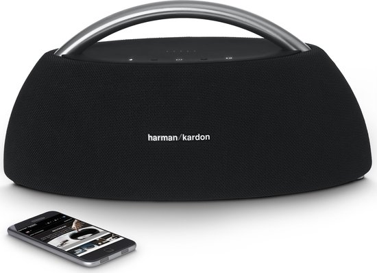Harman Kardon Go+Play Zwart - Bluetooth Speaker