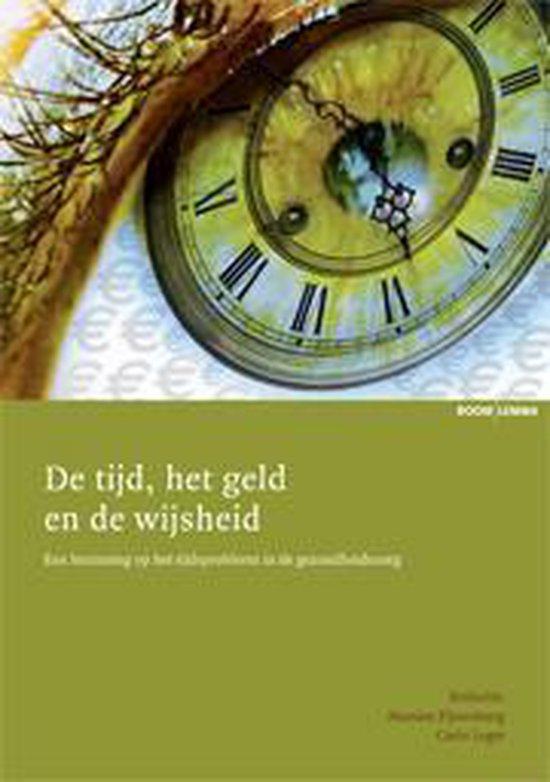 Cover van het boek 'De tijd, het geld en de wijsheid'