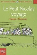 Afbeelding van Le Petit Nicolas voyage (Histoires inedites 2)