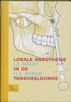 Lokale anesthesie in de tandheelkunde