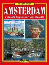 Amsterdam Il Libro d'oro Bonechi (Italiaans)