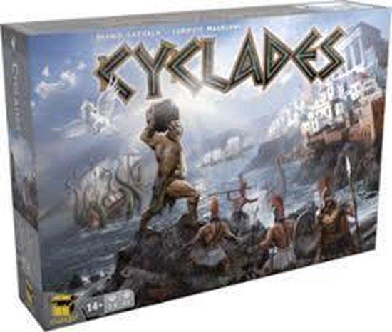 Afbeelding van het spel Asmodee Cyclades - EN/FR/NL