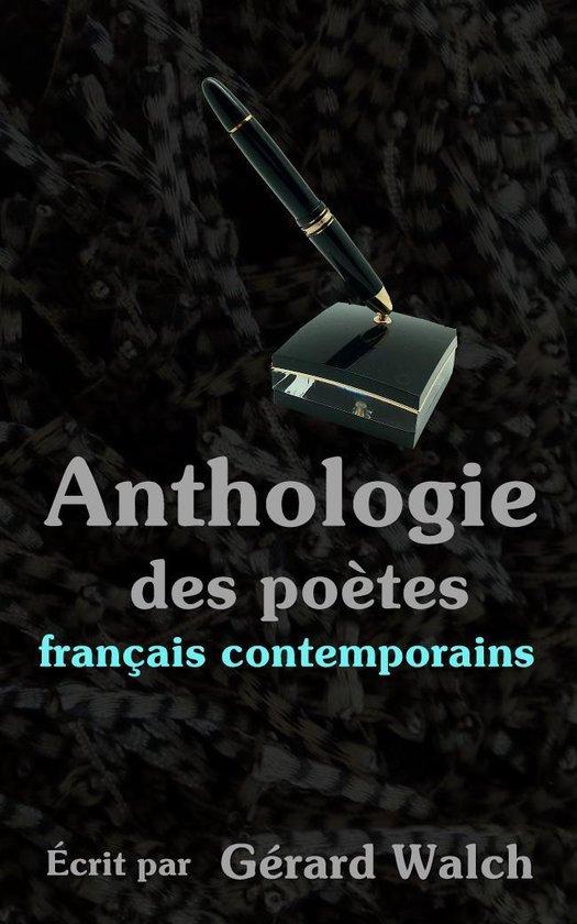 Anthologie des poètes français contemporains