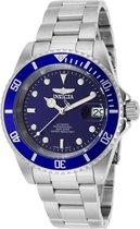 Invicta Pro Diver 9094OB - Horloge - Heren - Zilver - Automatisch - Ø 40 mm