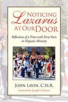 Noticing Lazarus at Our Door