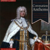 Handel; Coronation Anthems