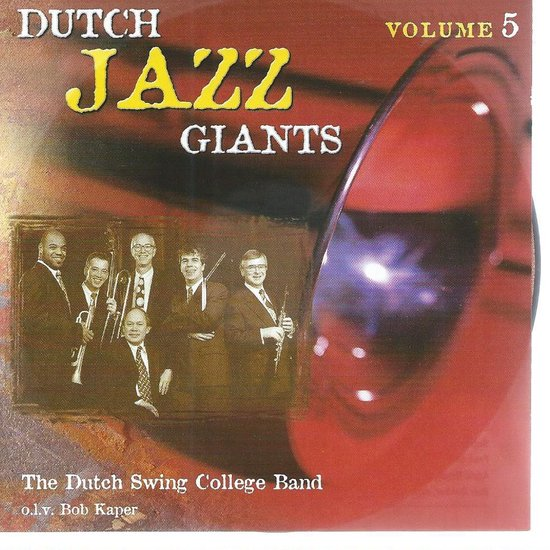JAZZ GIANTS DUTCH SWING COLLEGE BAND