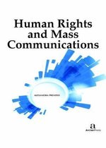Boek cover Human Rights and Mass Communication van