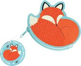 Rexinter Rusty the fox kinder portemonnee Rexinter Rusty the fox kinder portemonnee