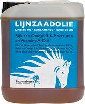 PharmaHorse Lijnzaadolie - 5 Liter