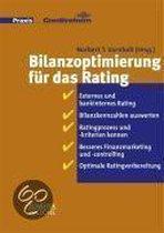 Bilanzoptimierung Für Das Rating