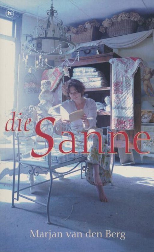 Die Sanne - Marjan van den Berg |