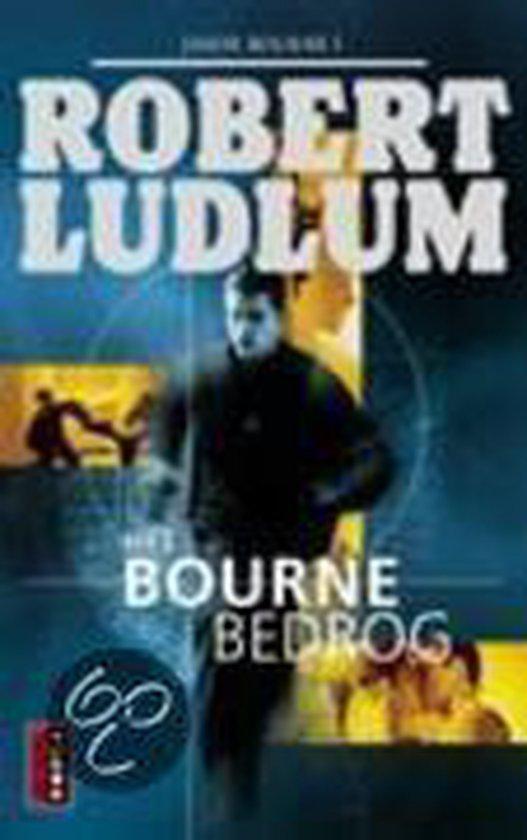 Het Bourne bedrog - Robert Ludlum pdf epub