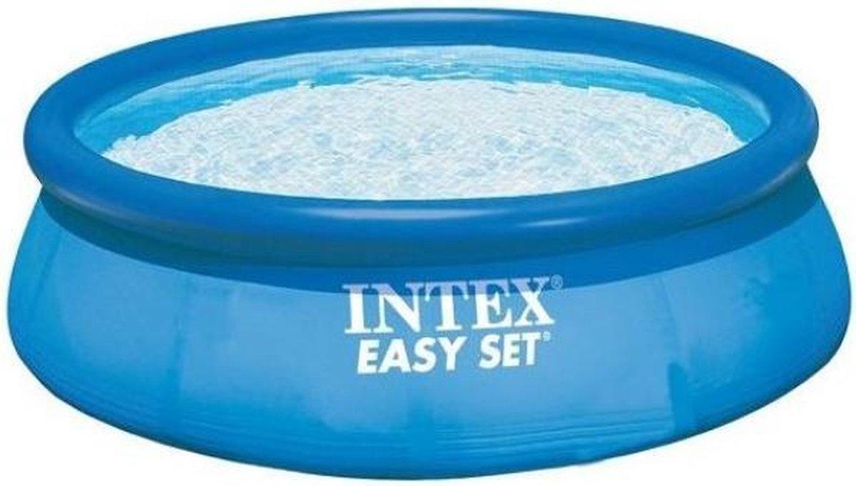 Intex Opblaaszwembad - 366 X 76 Cm Pvc Blauw