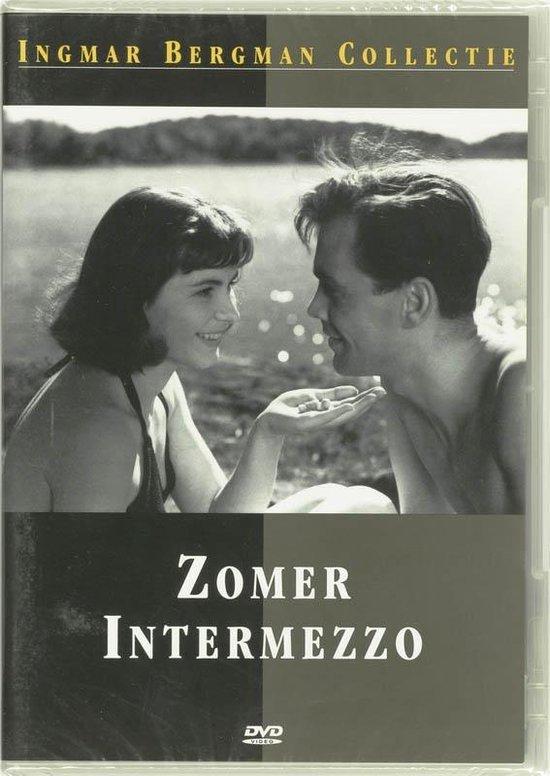 Cover van de film 'Zomer Intermezzo'