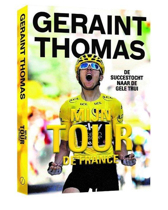 Geraint Thomas - Tom Fordyce  