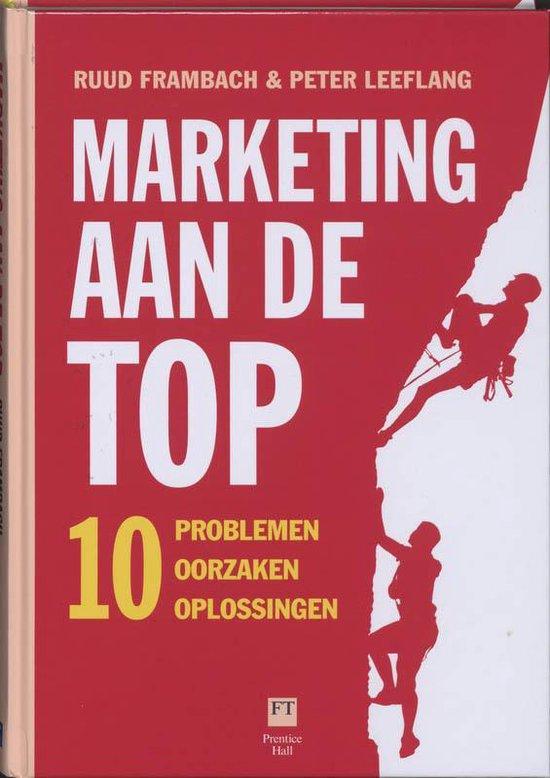 Marketing Aan De Top - R.T. Frambach | Readingchampions.org.uk