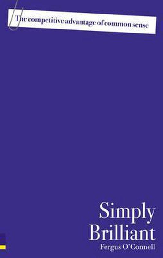 Boek cover Simply Brilliant 3e van fergus oconnell (Paperback)