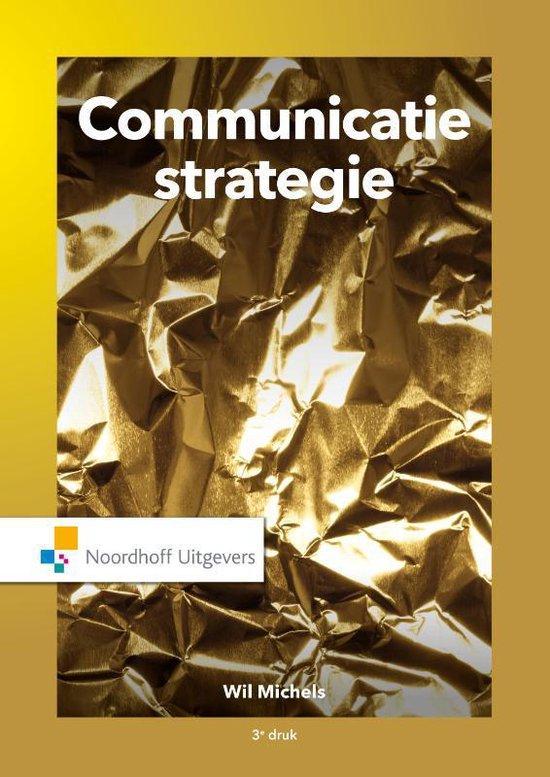 Communicatiestrategie - Wil Michels |