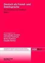 Deutsch als Fremd- und Zweitsprache, 2. Halbband, Handbucher zur Sprach- und Kommunikationswissenschaft / Handbooks of Linguistics and Communication Science (HSK) 35/2