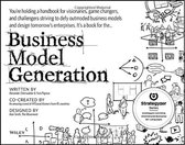Boek cover Business Model Generation van Alexander Osterwalder (Onbekend)