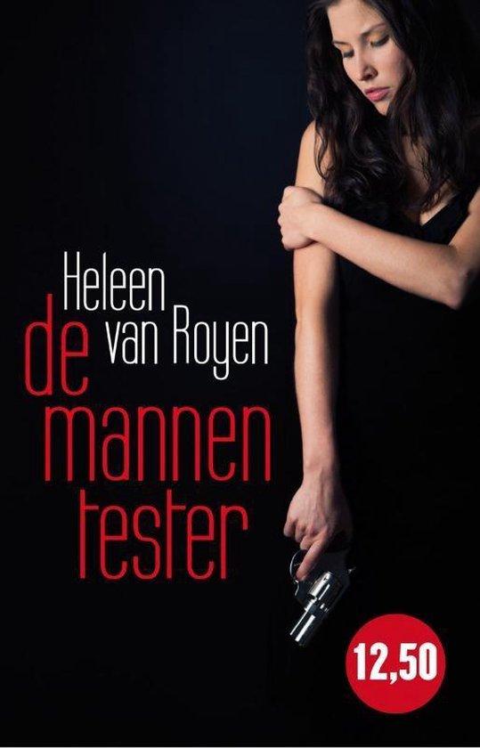 Cover van het boek 'De mannentester'