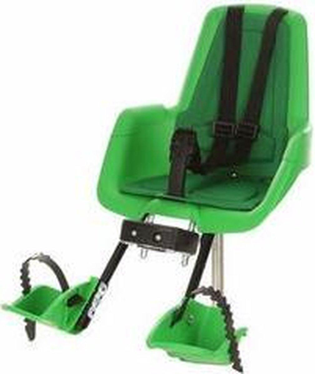 Kinderzitje / Fietsstoeltje Bobike Classic Mini+, All Green