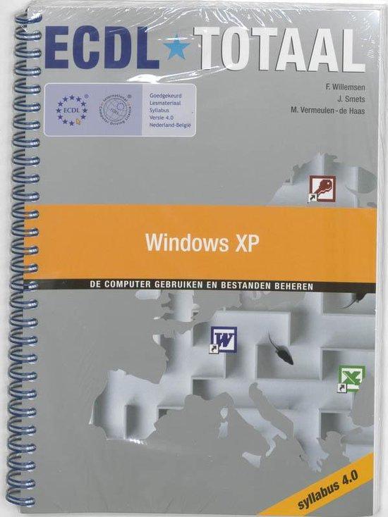 Het gebruik van de computer en het beheer van bestanden / Windows XP Professional - F. Willemsen |